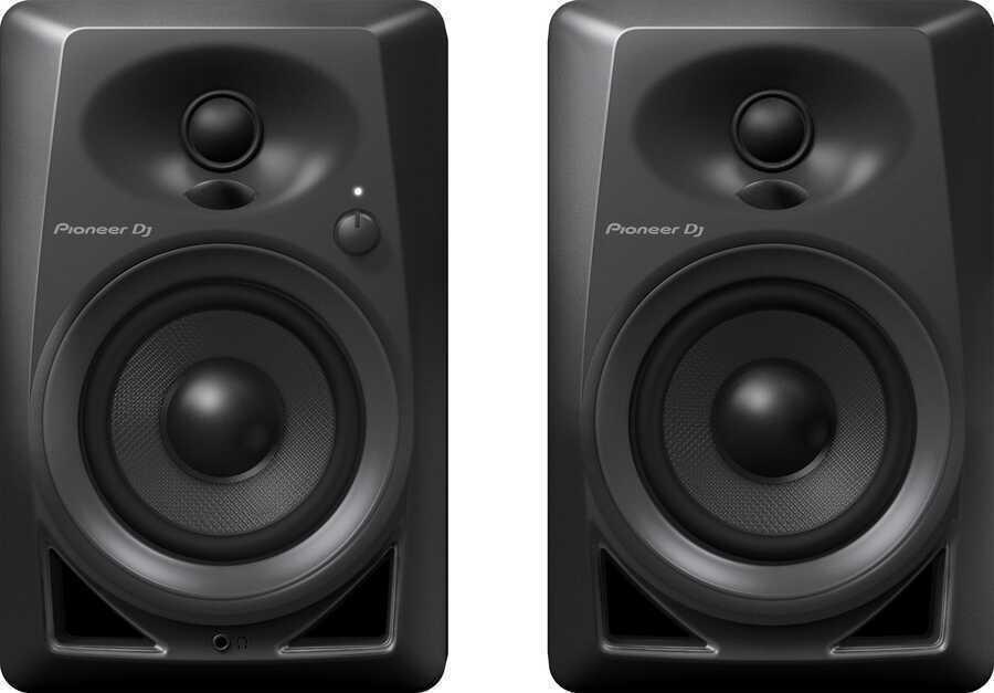 - Pioneer DJ DM-40 4'' Aktif Referans Monitör (Çift)