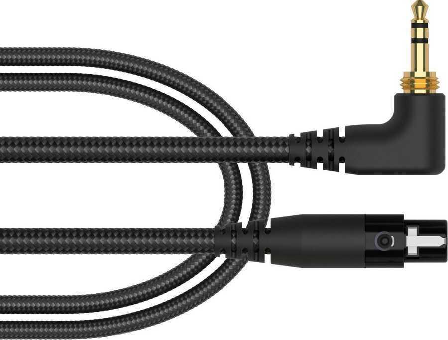 - Pioneer DJ HC-CA0502 / HDJ-X10 Kulaklıklar için 1,6 Metre Düz Kablo
