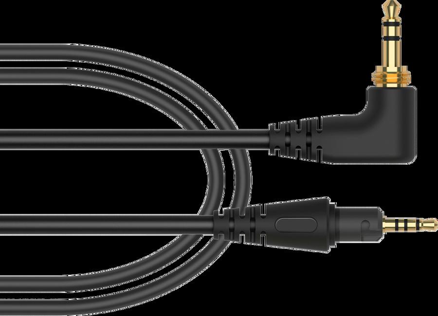 - Pioneer DJ HC-CA0602 / HDJ-X7 Kulaklıklar için 1,6 Metre Düz Kablo