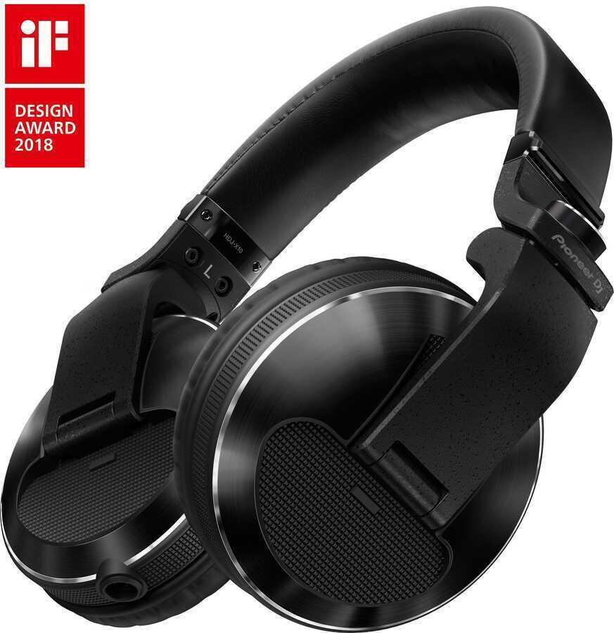 - Pioneer DJ HDJ-X10K Profesyonel Dj Kulaklık (Siyah)