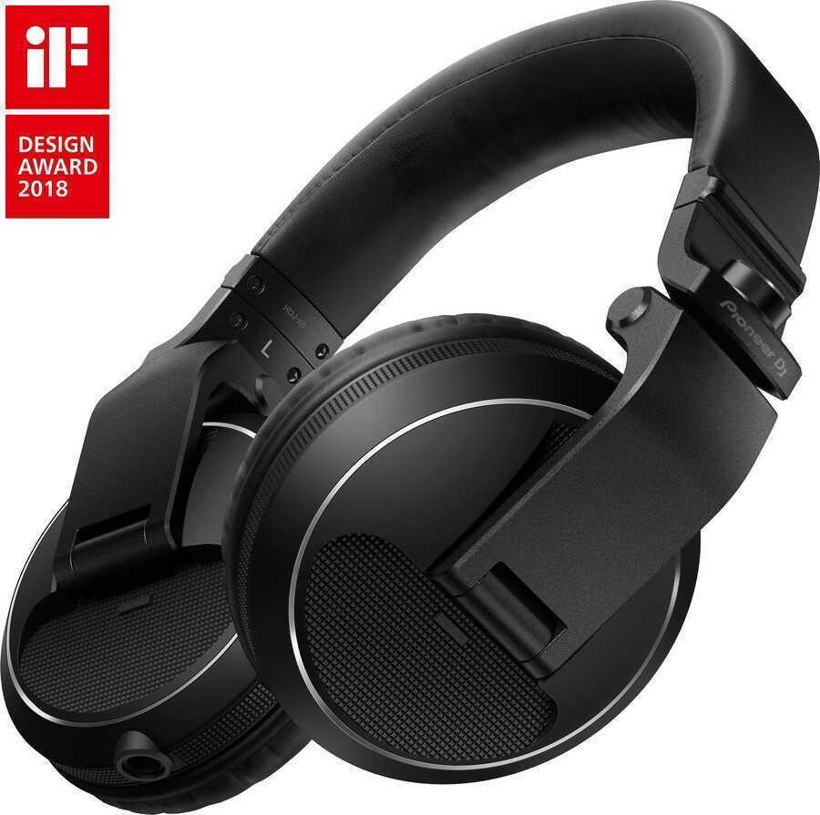 - Pioneer DJ HDJ-X5-K DJ Kulaklık (Siyah)