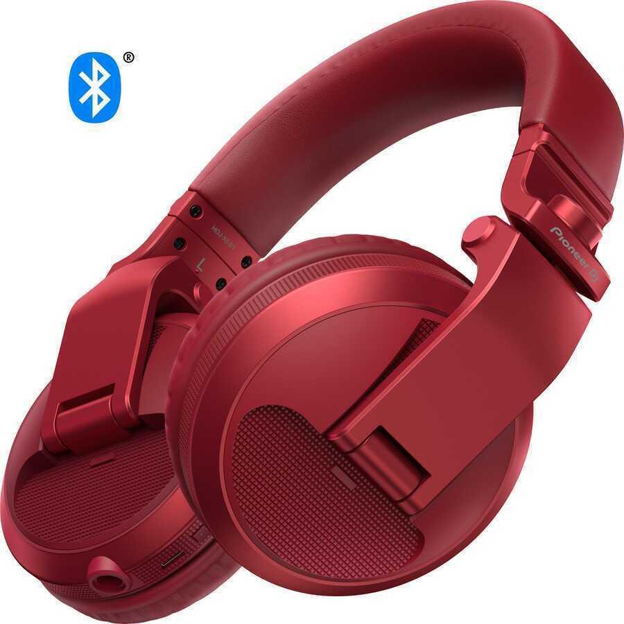 - Pioneer DJ HDJ-X5BT-R Bluetooth Kulaklık (Kırmızı)