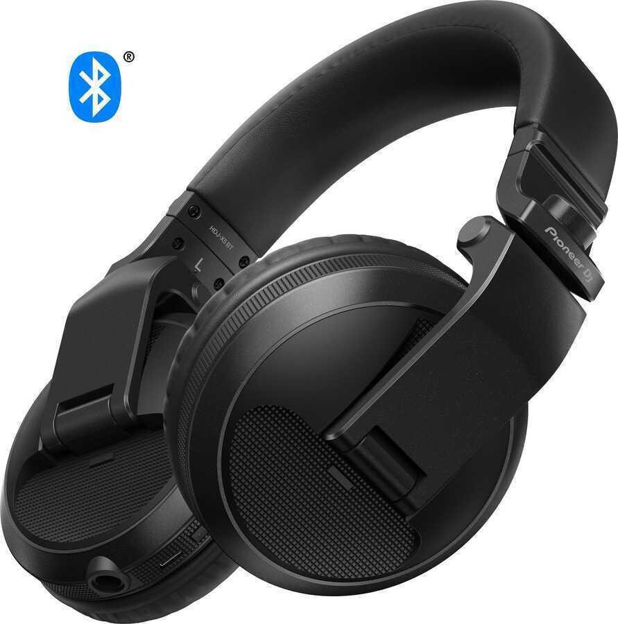 - Pioneer DJ HDJ-X5BT-K Bluetooth Kulaklık (Siyah)