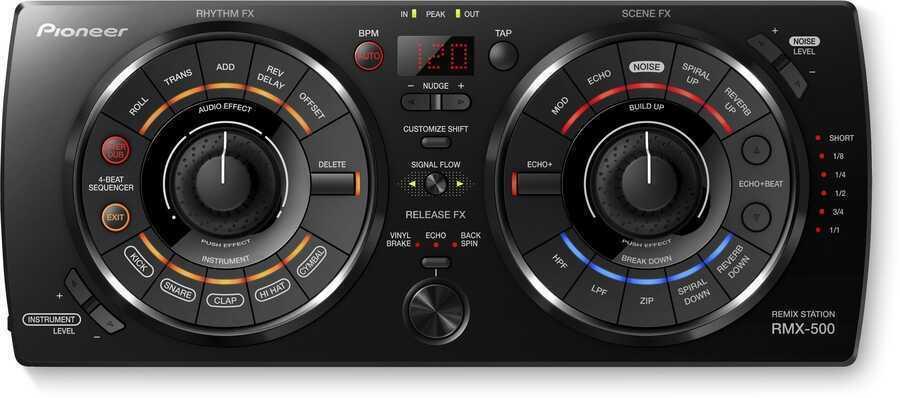 - Pioneer DJ RMX-500 Performans Dj Efekt Cihazı