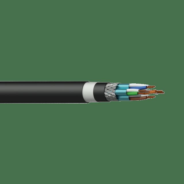 - Procab BCT65S/1 0.22 mm² HighFlex™ CAT6A U S/FTP Ağ Kablosu