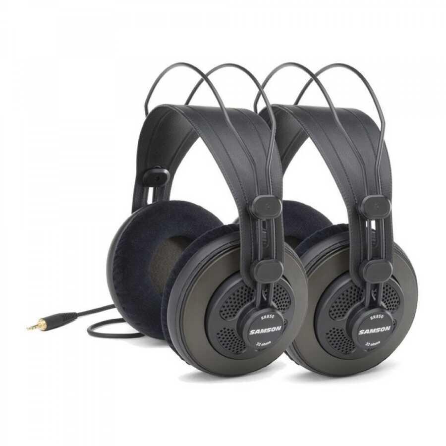 - Samson SR850 Stüdyo Kulaklık İkili Paket