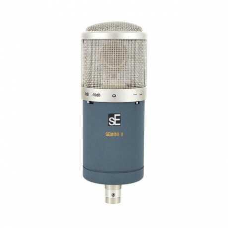 - sE Electronics Gemini II Geniş Diyaframlı Condenser Mikrofon