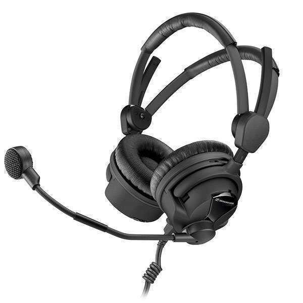 - Sennheiser HMD 26-II-600-X3K1 Broadcast Mikrofonlu Kulaklık