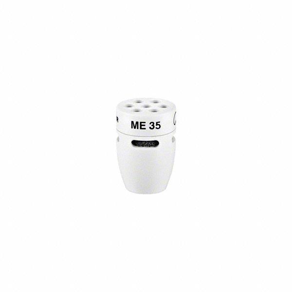 - Sennheiser ME 35 W Super-cardioid Condenser Mikrofon