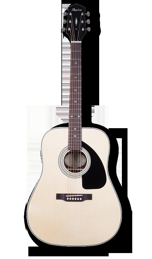 - Shadow JM-27RE/ABSNHG Dreadnought Elektro Akustik Gitar
