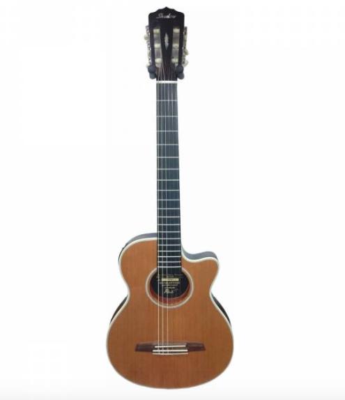 - Shadow JM-CC44 Elektro Klasik Gitar Alman ladin