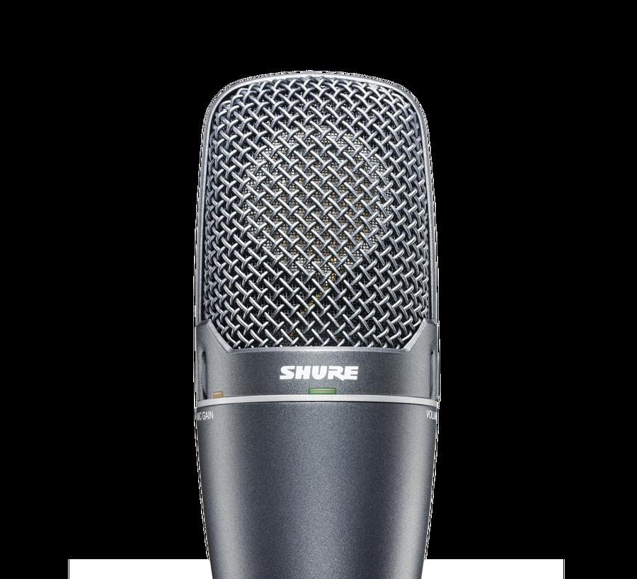 - Shure PG42-USB USB'li Condenser Mikrofon