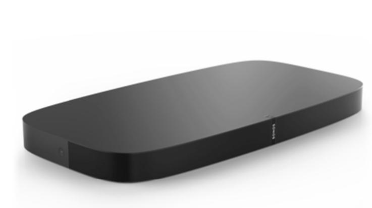 - Sonos PLAY BASE Wireless Sound Bar