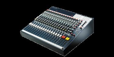 - Soundcraft FX16ii 16 Kanal Mikser