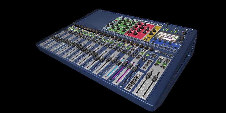 - Soundcraft Si Expression 2 Dijital Mikser