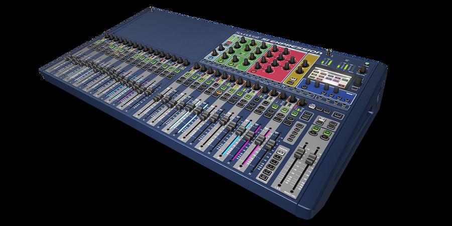 - Soundcraft Si Expression 3 Dijital Mikser