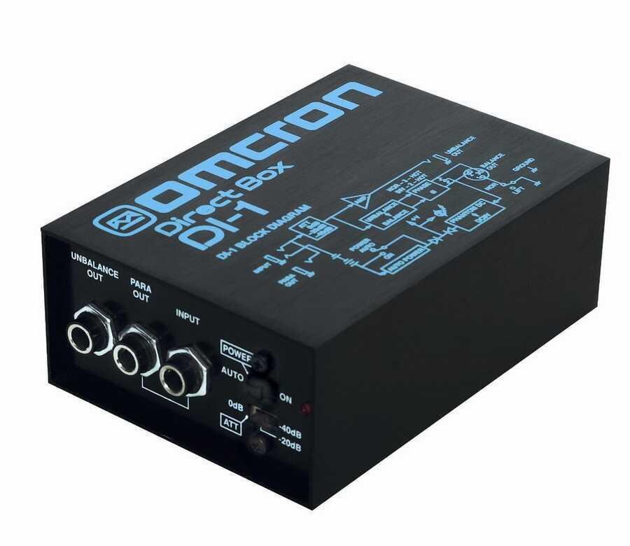 - Startech OMCRON DI-BOX