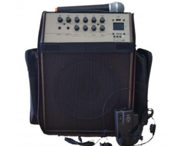 - Startech Ptr-150 Taşınabilir Portatif Seyyar Ses Sistemi - Mevlüt Amfisi