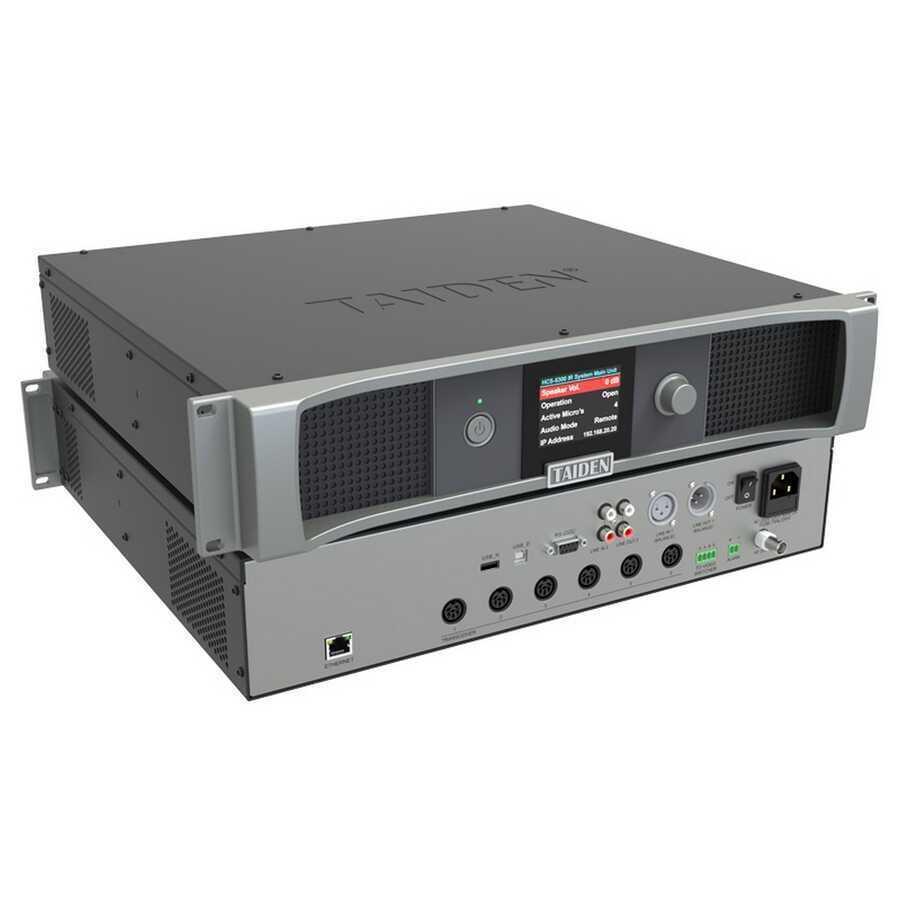 - Taiden HCS-5300 MC Dijital IR Kablosuz Konferans Sistemi