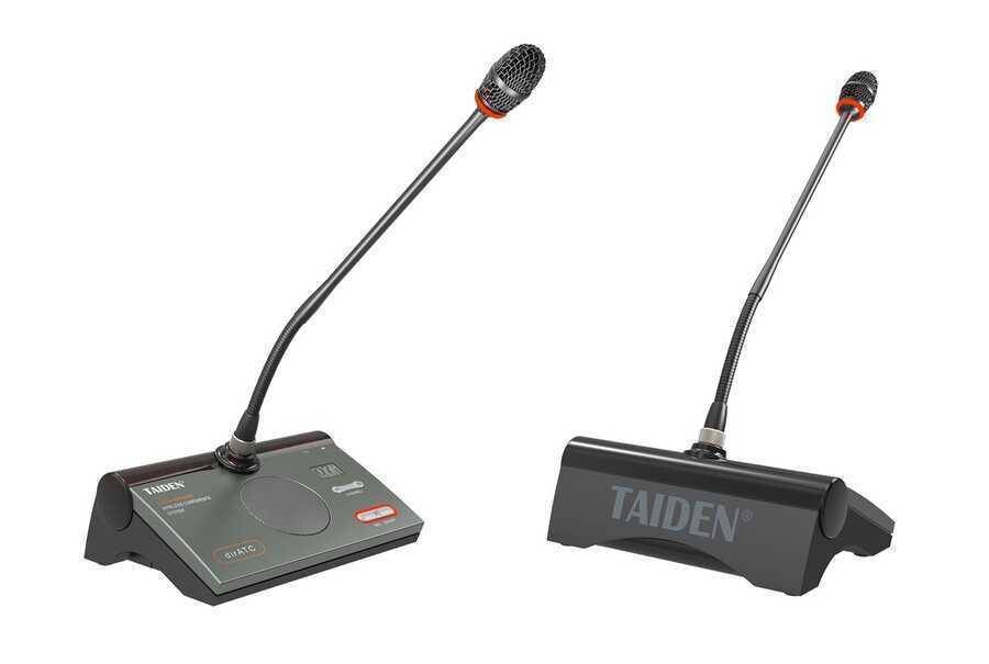 - Taiden HCS-5302D Dijital IR Kablosuz Konferans Sistem Delege Ünitesi