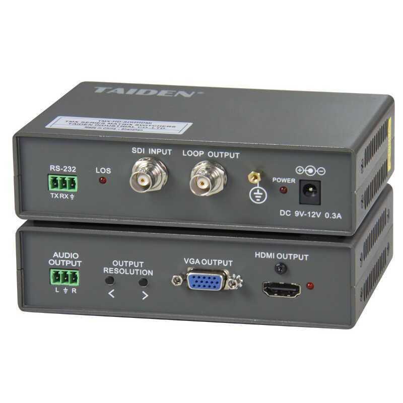 - Taiden TMX-HD-SDI2HDMI 3G HD-SDI to HDMI Converter