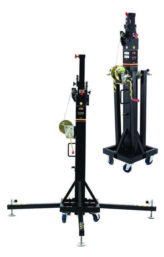 - VMB TE 074 B Towerlift 250 Kg 5.3 Mt