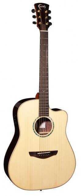 - Faith FSCEHG HiGloss Saturn Cutaway/Electro Gitar + HARCASE HEDİYELİ