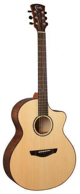 - Faith FSG-NC-BSY-S Neptune Signature - Bronzed SycamoreAkustik Gitar + HARDCASE HEDİYELİ