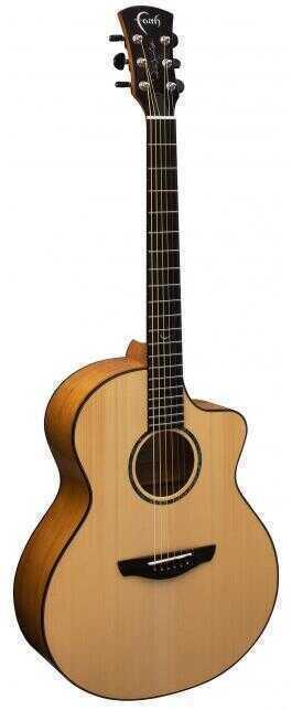 - Faith FSG-NC-LPT Neptune Cutaway Signature Akustik Gitar + HARDCASE HEDİYELİ